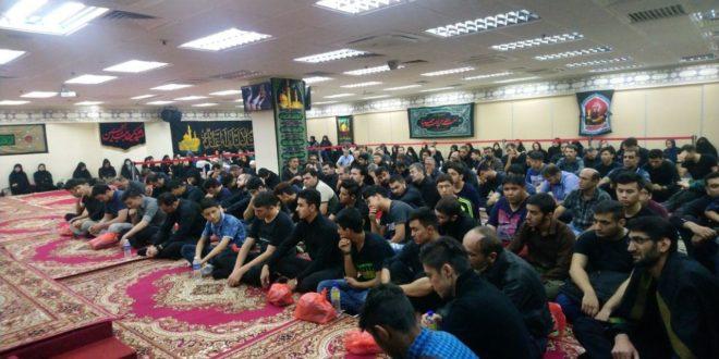 مراسم عاشورای حسینی در کوالالامپور مالزی