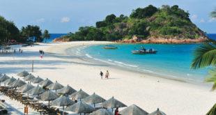 گردشگری در جزیره ردانگ مالزی