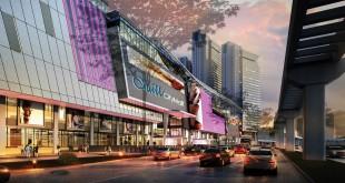 مرکز خرید کوئیل سیتی Quill City Mall در قلب کوالالامپور