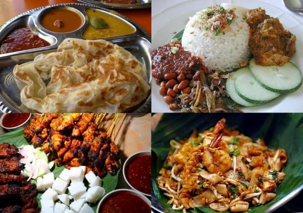 غذذاهای مالزیایی