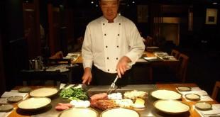 """""""تپان ياكى"""" تجربه طعم لذيذ يك غذاى ژاپنى در مالزى"""