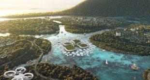 مالزی سه جزیره مصنوعی می سازد