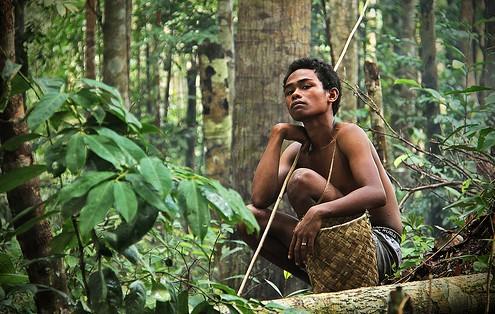 زندگی مردم اورنگ اصلی مالزی