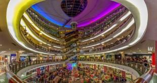 یکی از بزرگترین مراکز خرید کوالالامپور