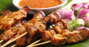 این غذاهای مالزیایی را هم بچشید و هم دستور پختش را یاد بگیرید(۱): ساتای | Satay