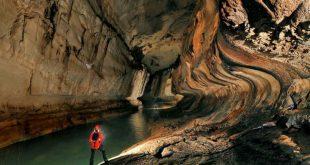 غارهای مولو (Mulu) مالزی