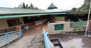 داستان جذاب و راز آلود مسجد «کوالا دولانگ» در مالزی