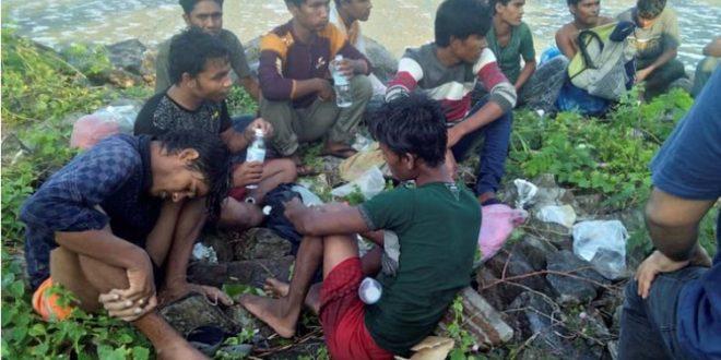 آمریکا در مورد اخراج آوارگان روهینگیا از مالزی ابراز نگرانی کرد !!