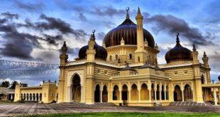 مسجد«زاهر» مالزی؛ یکی از ۱۰ مسجد زیبای جهان+عکس